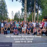 MEG Group Loon Lake Retreat 2019